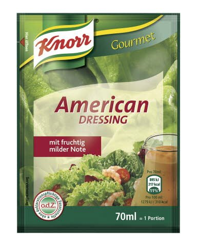 KNORR American Dressing  70 ml -