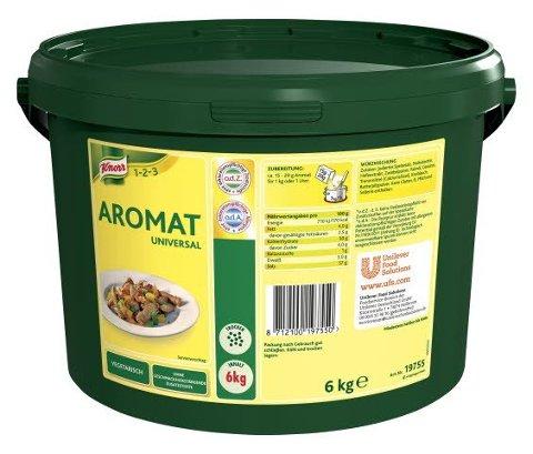 Knorr Aromat Universal Würzmittel 6 KG