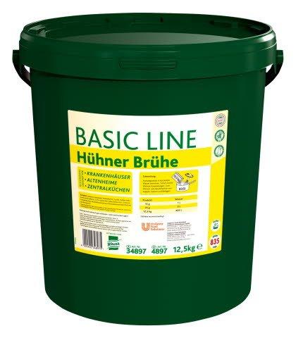 KNORR BASIC LINE Hühner Brühe 12,5 kg -