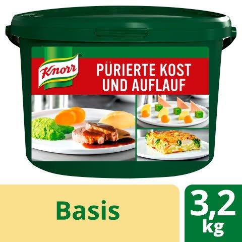 Knorr Basis für pürierte Kost und Auflauf 3,2 KG