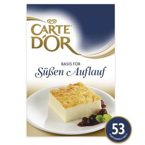 Carte D'or Basis für süßen Auflauf 3 KG