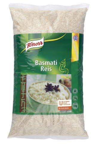KNORR Basmati Reis 1X5 KG