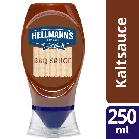 Hellmann's BBQ Sauce Original 250 ml - Hellmann's BBQ Sauce Original:Vollendeter Geschmack für alle BBQ Gerichte!