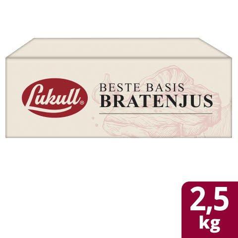 LUKULL Basis Bratenjus 2X2,5KG -
