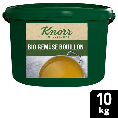 Knorr Professional Bio Gemüse Bouillon 10 KG  -