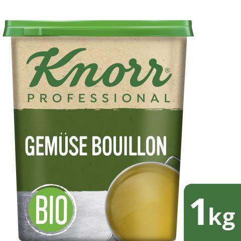 Knorr Bio Bouillon Gemüse 1KG -
