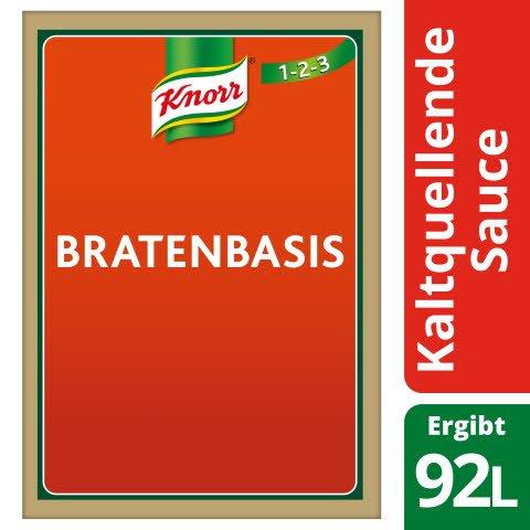 Knorr Bratenbasis Kaltquellend 3 KG