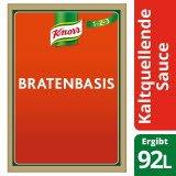 Knorr Bratenbasis Kaltquellend 3 KG -
