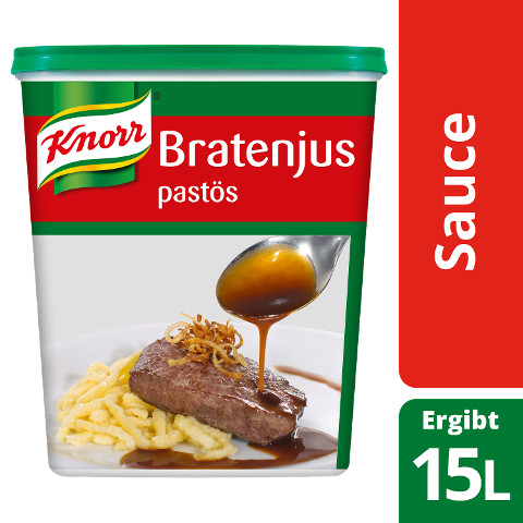 Knorr Bratenjus pastös 1,4 KG