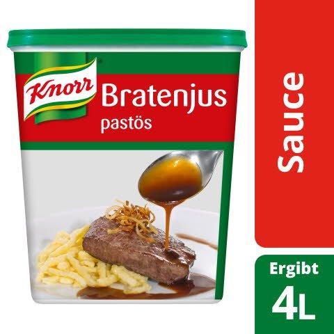Knorr Bratenjus pastös 400 g -