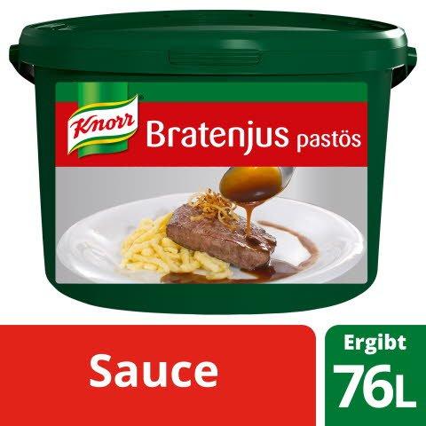Knorr Bratenjus pastös 7 KG