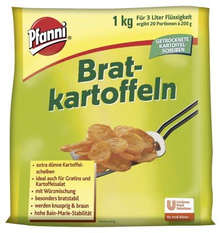 Pfanni Bratkartoffeln 1 KG -