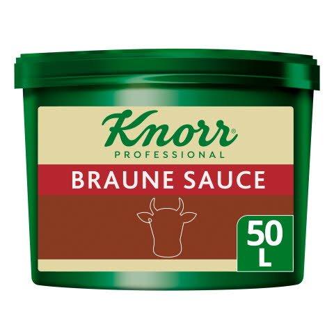Knorr Professional Clean Label Braune Sauce 3,5KG -