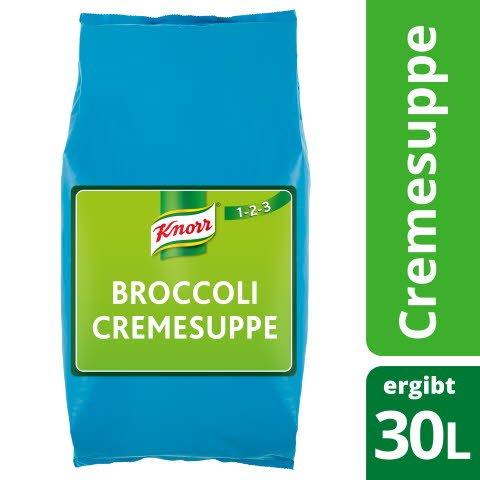 Knorr Broccolicremesuppe kaltquellend 3 KG