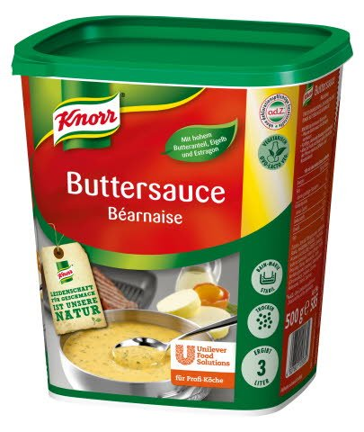Knorr Buttersauce Béarnaise 500 g -