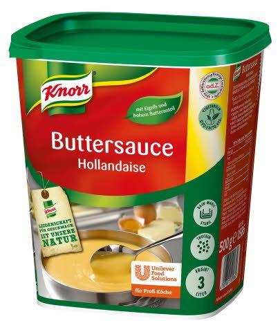 Knorr Buttersauce Hollandaise 500 g