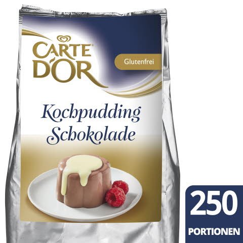 Carte D`Or Kochpudding Schokolade 2KG -