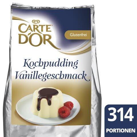 Carte D`Or Kochpudding Vanillegeschmack 2KG