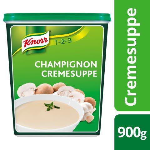 Knorr Champignon Cremesuppe 900 g
