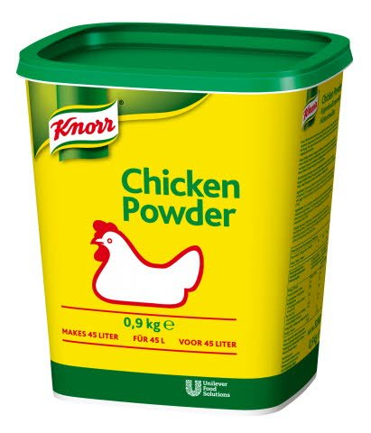 Knorr Chicken Powder Hühnerbouillon 900 g