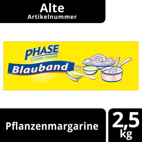 Phase Classic Cuisine Blauband Margarine 2,5kg