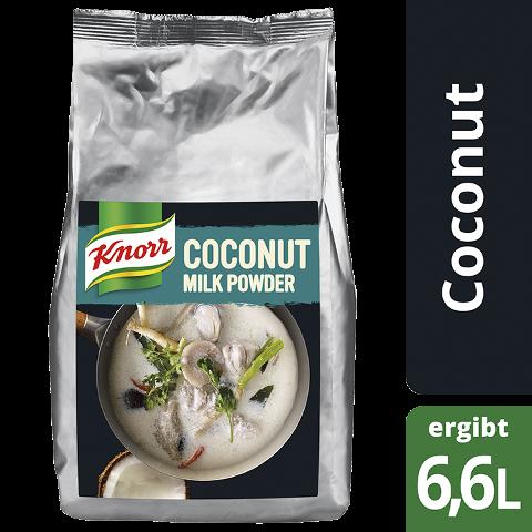 Knorr Coconut Milk Powder 1 KG - Authentischer Geschmack für würzige und süße Gerichte.