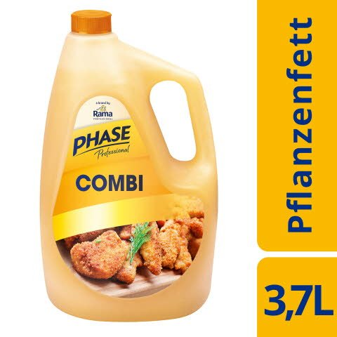 Phase Professional Combi - flüssige Pflanzenölzubereitung für den Einsatz im Combidämpfer 3,7l -