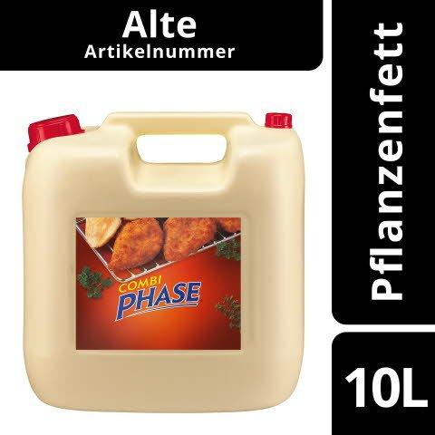 Phase Combi  - Flüssige Pflanzenölzubereitung für die Anwendung im Combidämpfer 10 L