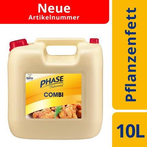 Phase Professional Combi - Flüssige Pflanzenölzubereitung für die Anwendung im Combidämpfer 10 L
