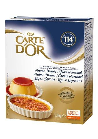 Carte D'or Crème Brûlée / Flan Caramel 1,25 KG -