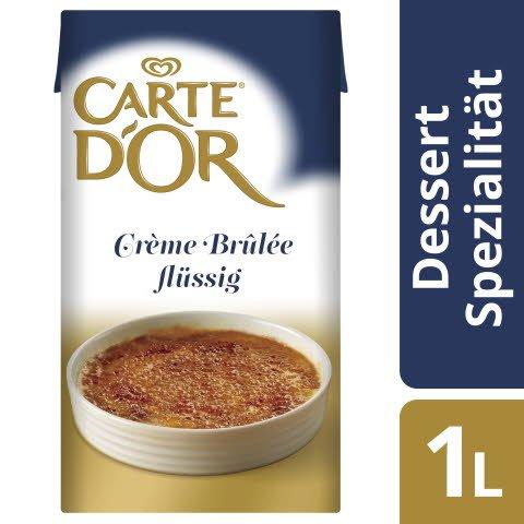 Carte D'or Crème Brûlée 1 L -