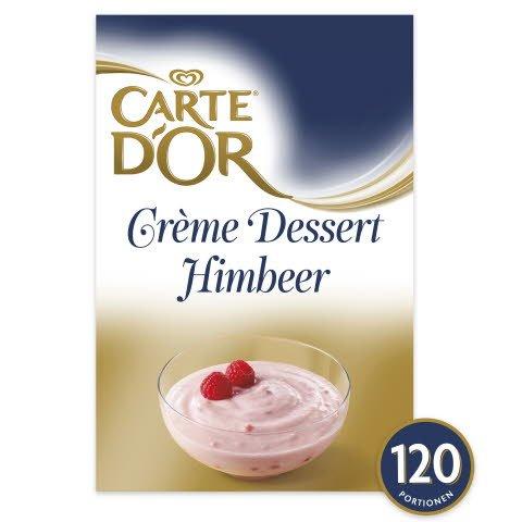 Carte D'or Crème Dessert Himbeer 1,6 KG