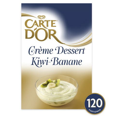 Carte D'or Crème Dessert Kiwi-Banane 1,6 KG