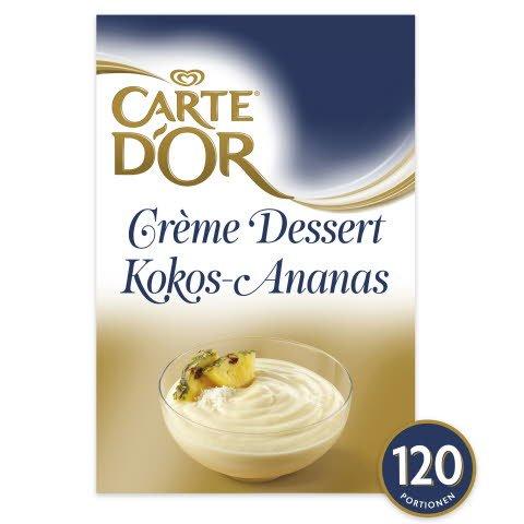 Carte D'or Crème Dessert Kokos-Ananas 1,6 KG