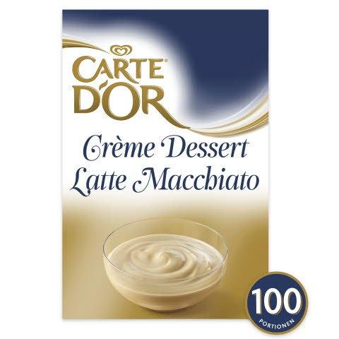 Carte D'or Crème Dessert Latte Macchiato 1,6 KG