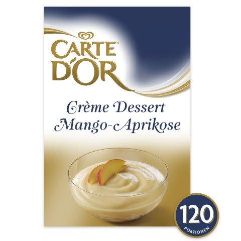Carte D'or Crème Dessert Mango-Aprikose 1,6 KG