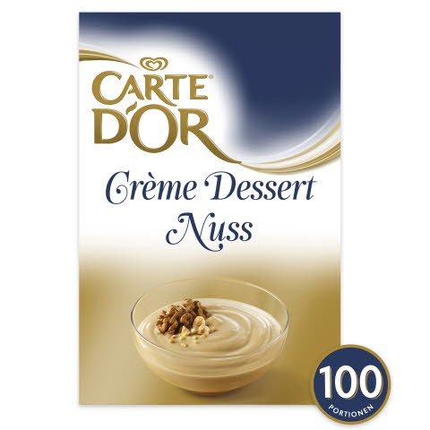 Carte D'or Crème Dessert Nuss 1,6 KG