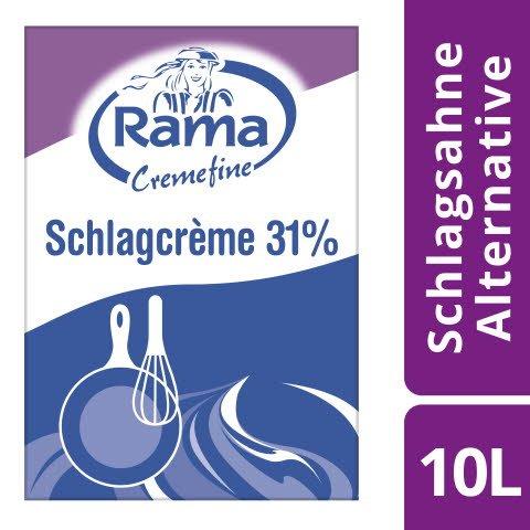 Rama Cremefine Schlagcreme 31% Fett 10l