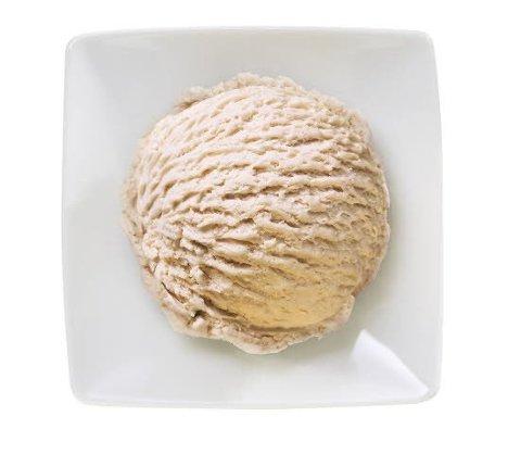 Langnese Eisgenuss Haselnuss 5 Liter Eiswanne -