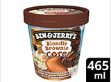 Ben & Jerry's Blondie Brownie Becher 465 ml -