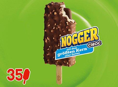 Nogger Choc Eis 90 ml -