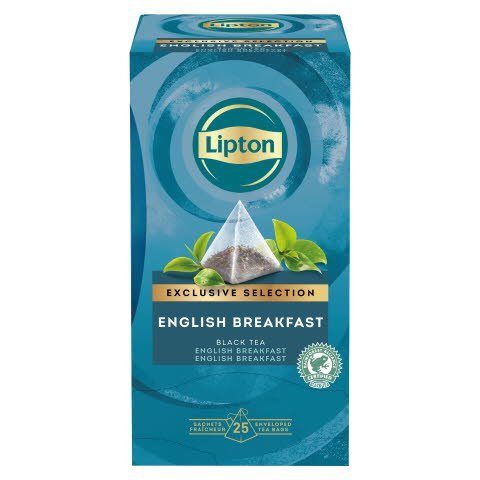 Lipton English Breakfast 25SE