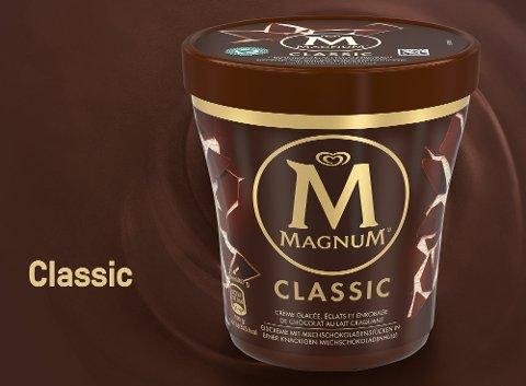 Magnum Classic Eis Becher 440 ml -