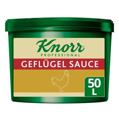 Knorr Professional Clean Label Geflügel Sauce 3,5KG -