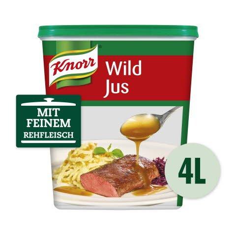 KNORR Wild Jus pastös 450 g -