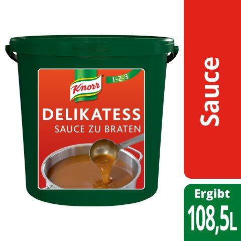 Knorr Delikatess Sauce zu Braten 10 KG