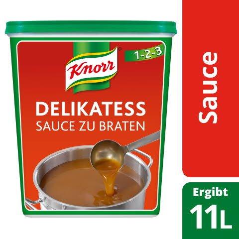 Knorr Delikatess Sauce zu Braten 1 KG