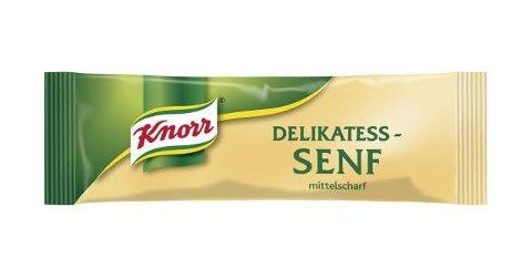 Knorr Delikatess Senf 240 x 10 ml