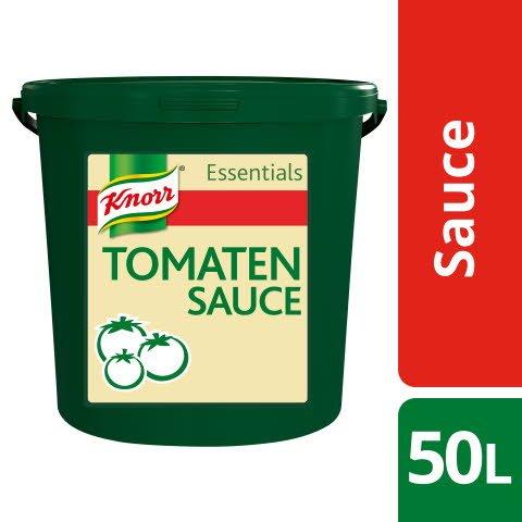 Knorr Essentials Clean Label Tomato Sauce (Tomaten Sauce) 7 KG -