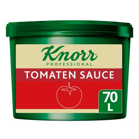 Knorr Professional Clean Label Tomaten Sauce 7,7KG